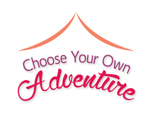 Choose Your Own Adventure Logo